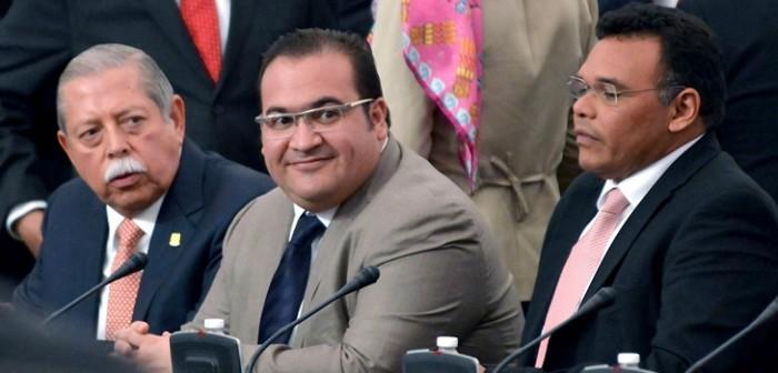 Participa el gobernador Javier Duarte en el Consejo Nacional de Seguridad Pública
