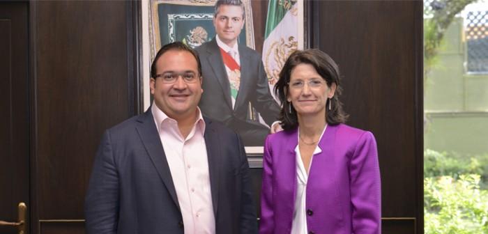 Reconoce la OMS avances de Veracruz en materia de Salud