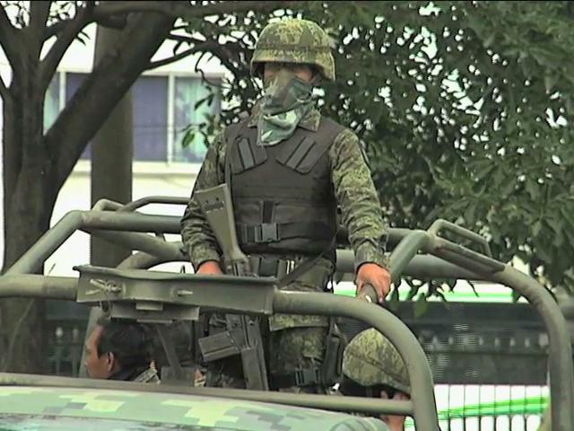 Ejército Mexicano frustra secuestro en Veracruz