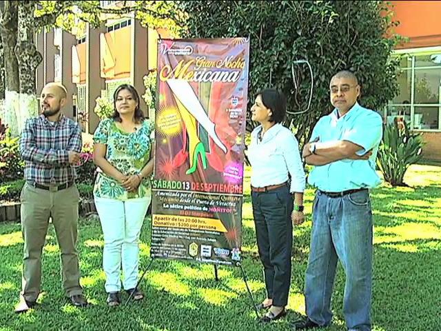BENV organiza noche mexicana para recaudar fondos
