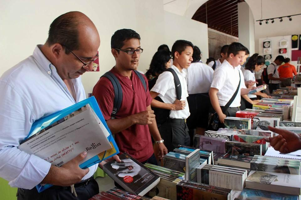 Con éxito concluyó la I Feria Nacional del Libro en la ciudad de Veracruz