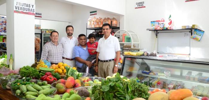 La Jarocha Próspera me ayudó a ver mi tiendita como una verdadera empresa: Efraín Texcahua
