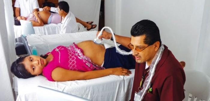 Disminuye índice de muerte materna en Veracruz