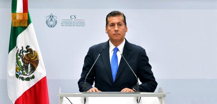 En Veracruz no habrá ley bala ni balín: Alberto Silva