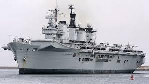 Armada Real del Reino Unido homenajea a héroes de la defensa del puerto de Veracruz
