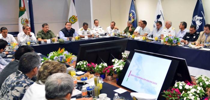 Refuerza Grupo Coordinación Veracruz acciones del Operativo Blindaje Córdoba