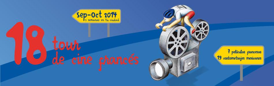 Llega el Tour de Cine Francés a Xalapa