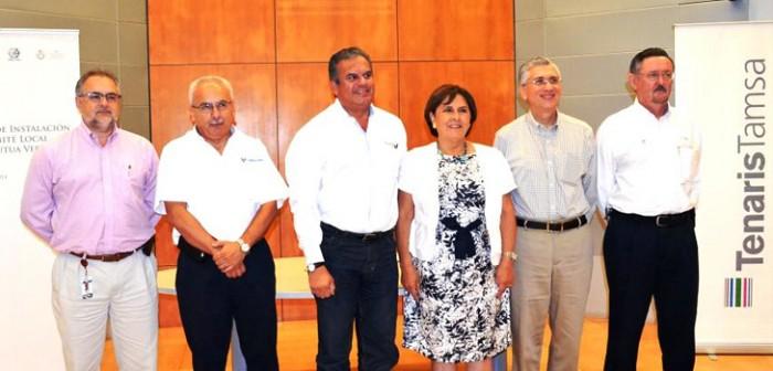 Instalan en Tamsa el Comité Local de Ayuda Mutua Veracruz-Boca del Río