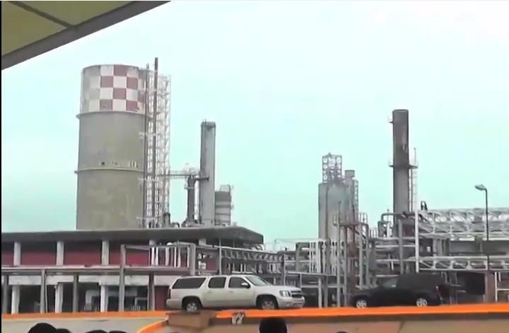 La reforma energética permitió aumentar las exportaciones de productos químicos.