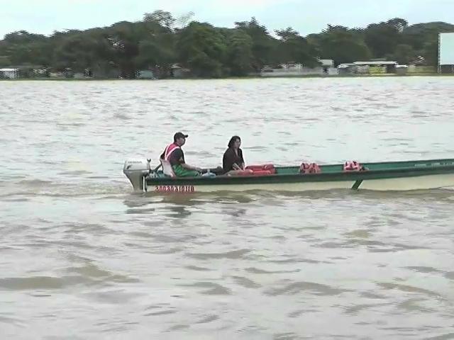 Vigila Conagua niveles de ríos en Veracruz