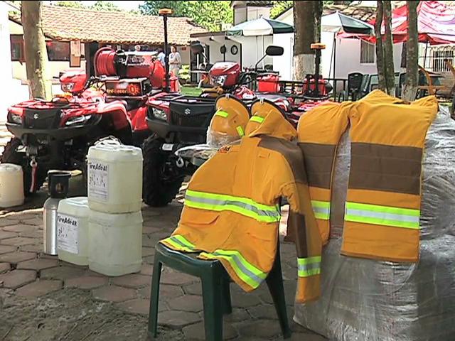 Bomberos veracruzanos se capacitan en investigación de incendios