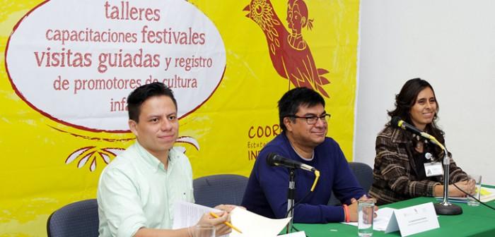 Capacitará IVEC a promotores culturales infantiles