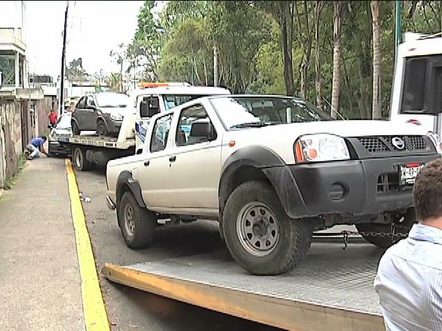 Suspenden a cinco empresas de grúas en Veracruz; propietarios deben presentar registros de operación