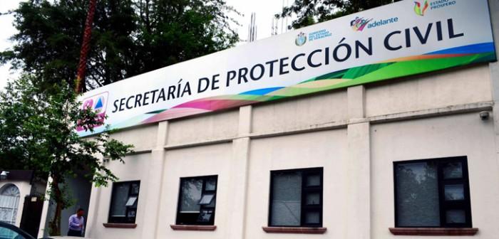 Atiende PC derrumbe en Tlaltetela, sin lesionados