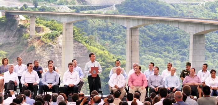 Tuxpan, con una proyección de crecimiento importante: Peña Nieto