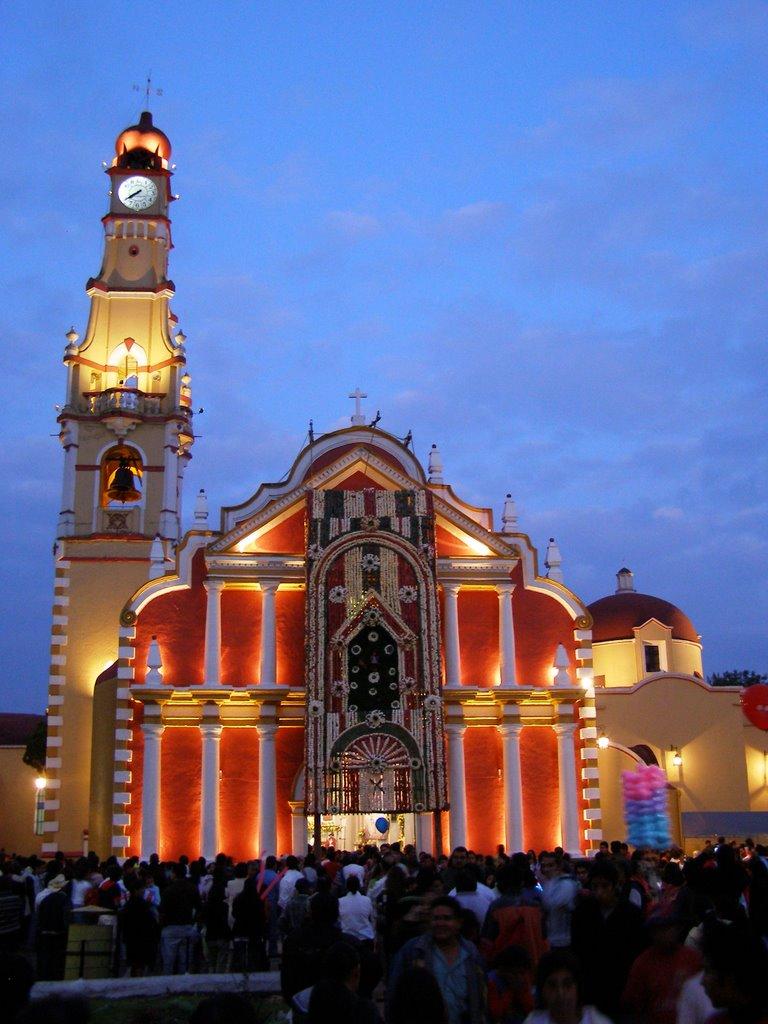 Coatepec, de fiesta en honor a San Jerónimo