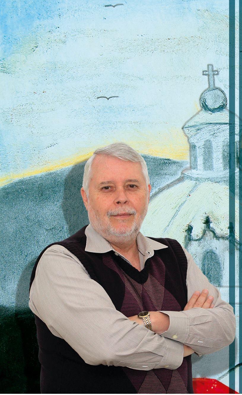 """Sergio González Levet presenta su libro """"Pueblo viejo"""""""