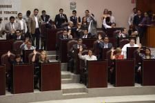 PAN Veracruz avala iniciativa para gubernatura de dos años