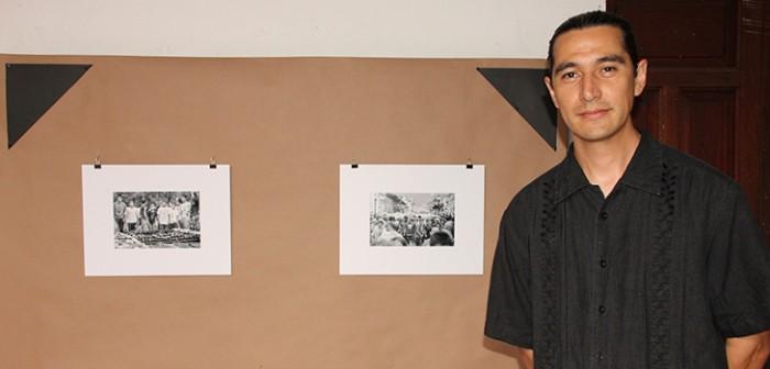 Expone Jesús Tenorio El instante estático San Jerónimo, en Casa de la Cultura Coatepec