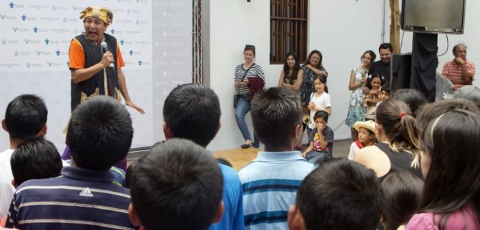 Hay Festivalito, espacio de inclusión cultural para niñas y niños