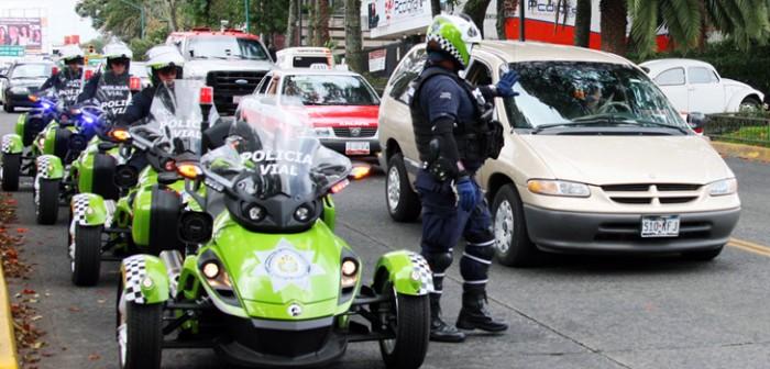Todo listo para la seguridad de las Fiestas Patrias: Policía Estatal
