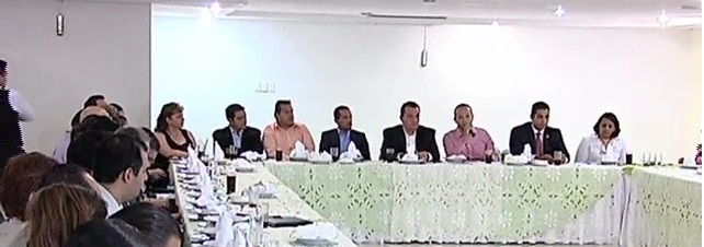 El secretario de Turismo se reúne con hoteleros de Xalapa