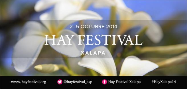 Inicia venta y entrega de boletos para Hay Festival Xalapa 2014