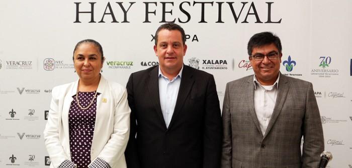 Cuarta edición del Hay Festival Xalapa consolida vocación turística y cultural de la capital: Sectur