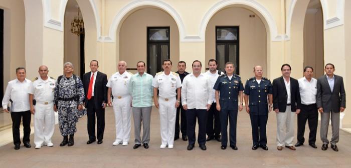 Garantizada la seguridad para las fiestas patrias en todo el estado: Javier Duarte