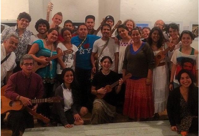 Con son jarocho celebrarán a San Jerónimo en Coatepec