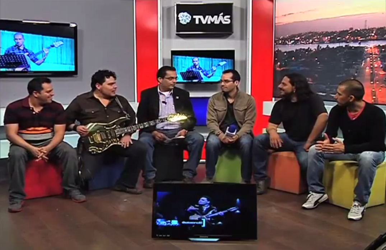 Entrevista con Julio Revueltas (Mosaico de Culturas 2014).