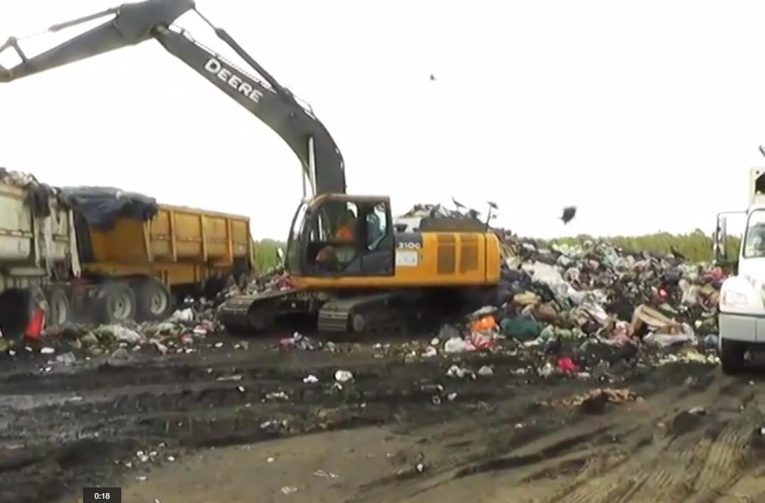 Se regulariza el servicio de limpia pública en Coatzacoalcos.
