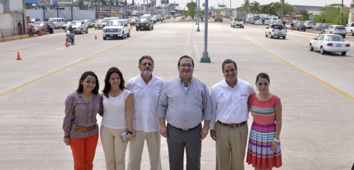 Coatzacoalcos, ejemplo de la transformación de México: Javier Duarte