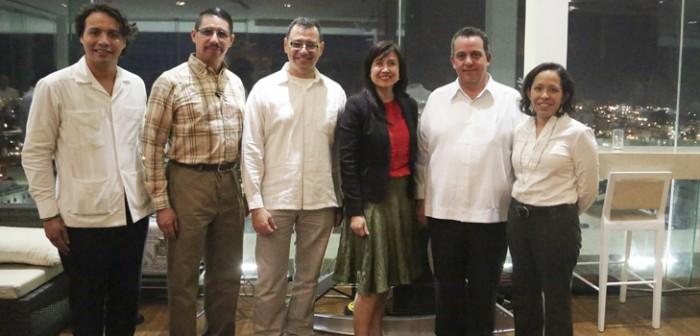 Llegan a Veracruz diplomáticos de la Cumbre Iberoamericana de Jefes de Estado