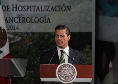 El Presidente Peña Nieto hace suya la indignación de la sociedad mexicana por el caso Iguala