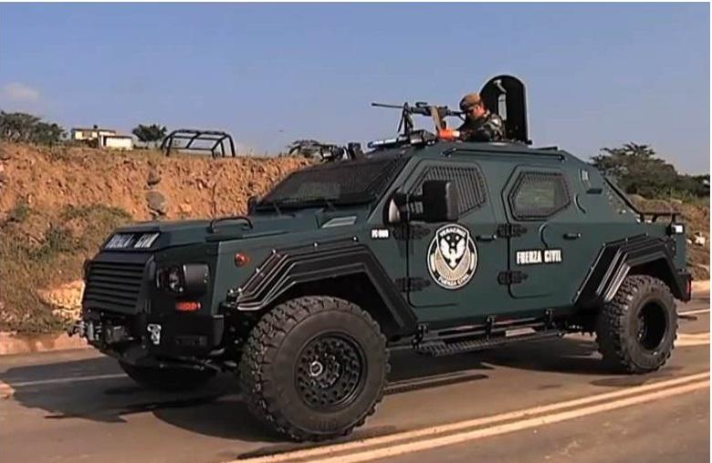 Nace la Fuerza Civil de Veracruz, la policía más moderna del país