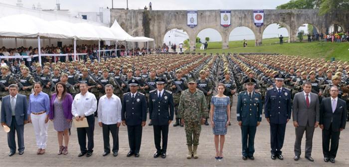 La Fuerza Civil de Veracruz, uno de los legados más importantes de Javier Duarte