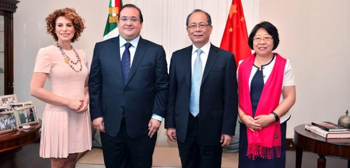 China y Veracruz elevan sus relaciones a nivel estratégico integral: Embajador