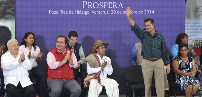 Con el presidente Enrique Peña Nieto hacemos más en Veracruz: Javier Duarte