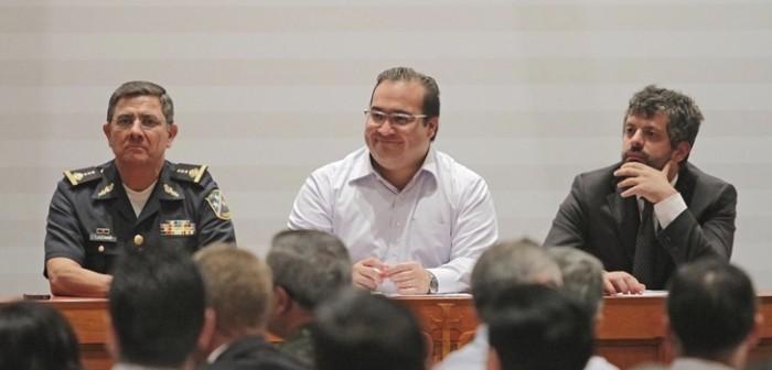 Garantizada, seguridad en los Juegos Centroamericanos y del Caribe Veracruz 2014: Javier Duarte