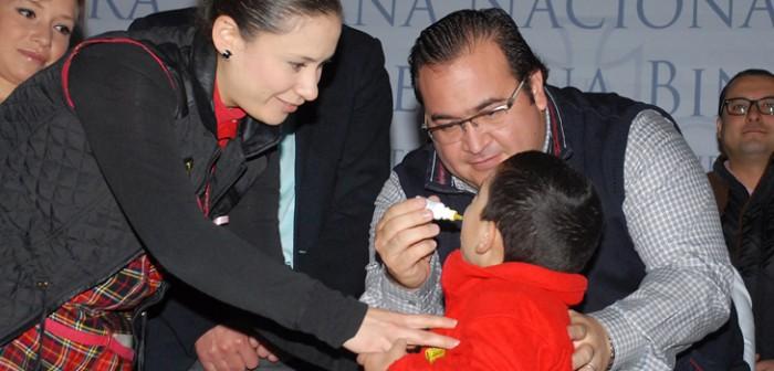 En Veracruz, un gobierno comprometido con la salud de las familias: Javier Duarte