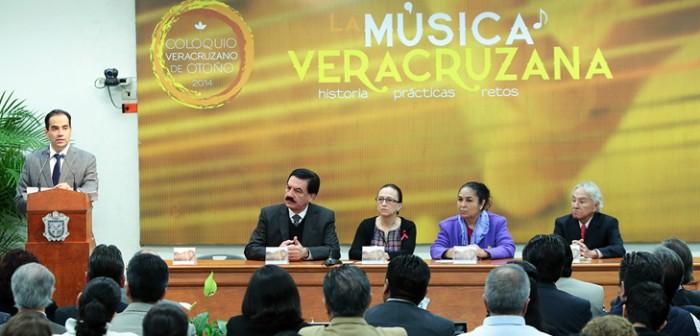 Coloquio Veracruzano de Otoño preserva los valores de la música: SEV