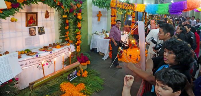 Celebra Veracruz Día de Muertos con misticismo, colores y sabores
