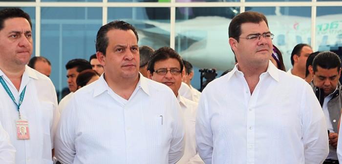 Mayor conectividad aérea para #VeracruzIncomparable