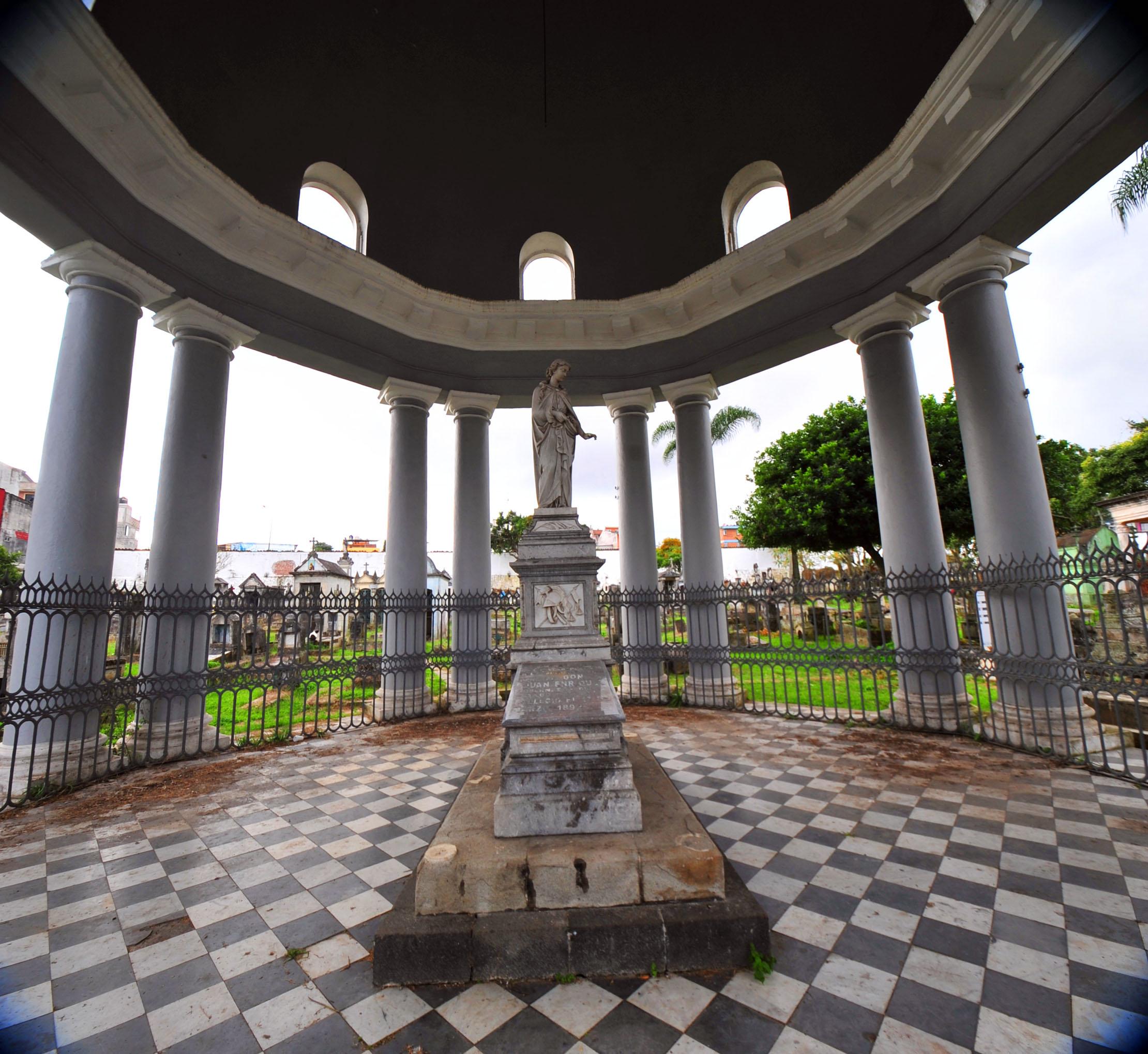 Habrá recorridos gratuitos en el Panteón 5 de Febrero durante verano