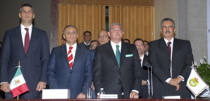 Orden y transparencia en las finanzas de Veracruz: Mauricio Audirac