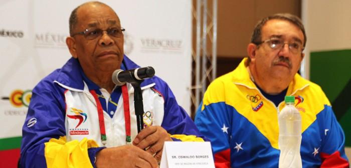 En Veracruz viviremos una gran fiesta: Comité Olímpico Venezolano