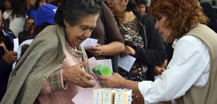 Llevan DIF y Secretaría de Salud jornadas médicas de mastografía a municipios del centro y sureste