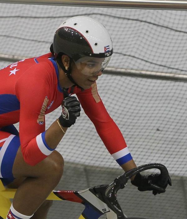 """""""La locomotora cubana"""" suma la cuarta medalla de oro en ciclismo"""