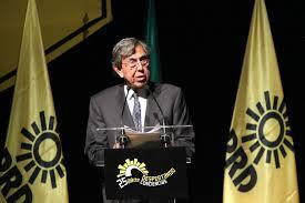 Prevé PT desbanda en el PRD tras renuncia de Cuauhtémoc Cárdenas